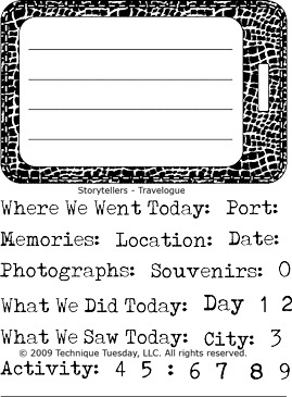 Storytellers---Travelogue