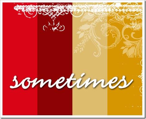 week03sometimes