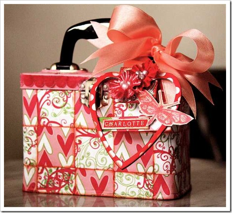 May Luxe Lovey Tin