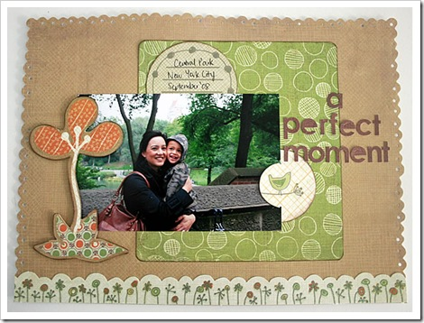 A Perfect Moment1