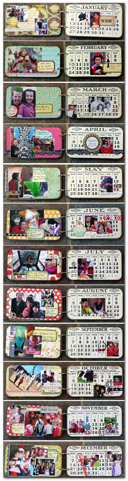 Calendar pages - Nic F02