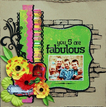 You 5 Are Fabulous