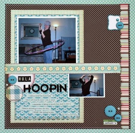 Hula Hoopin