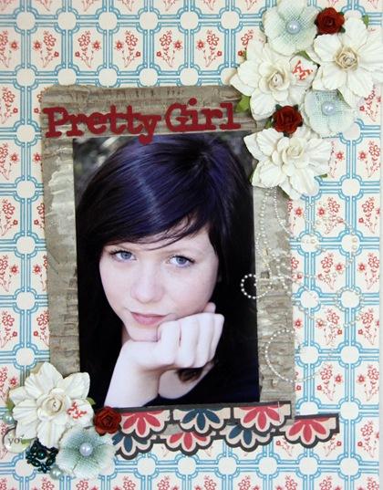 Sketch 170 Sherry - Pretty Girl