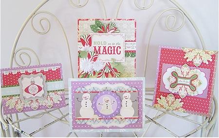 Magic Cards - Carole