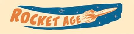 Rocket Age - Logo v4 ES