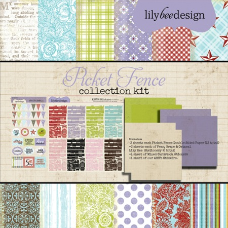 picket fence collection kit500
