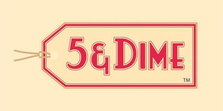 5 & Dime Logo V2 RA