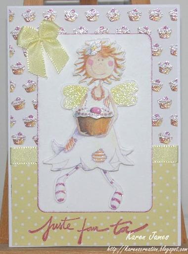 decoup - cupcake