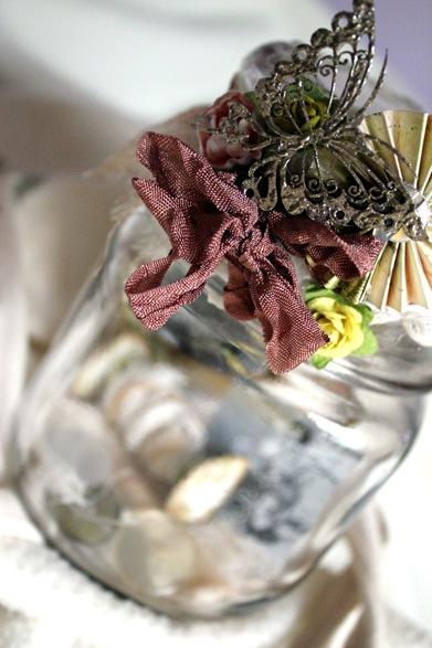 memory jar - LW - detail