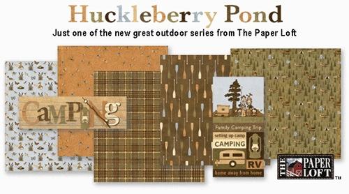 paperloft Huck Pond sneek peek