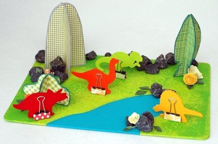 handmade boys - dino park -leeann p