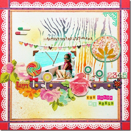 CT Rainbow - Iris Uy