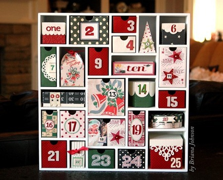advent calender OP briana johnson- leeann p