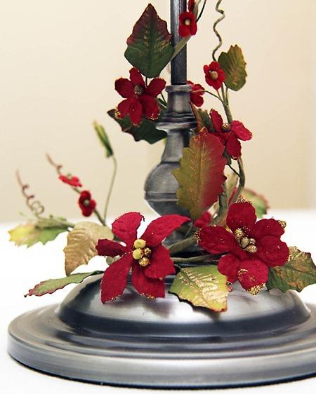 Christmas Table Annual Photo Holder d2 - Iris Uy