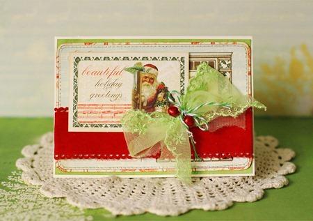 Christmas Cards - Sue Tonga.
