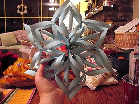 cmas paper star