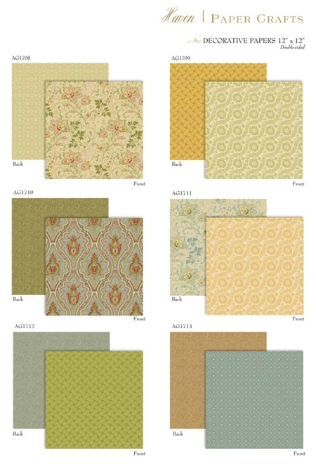 2012 Anna Griffin Paper Crafting Catalog-13