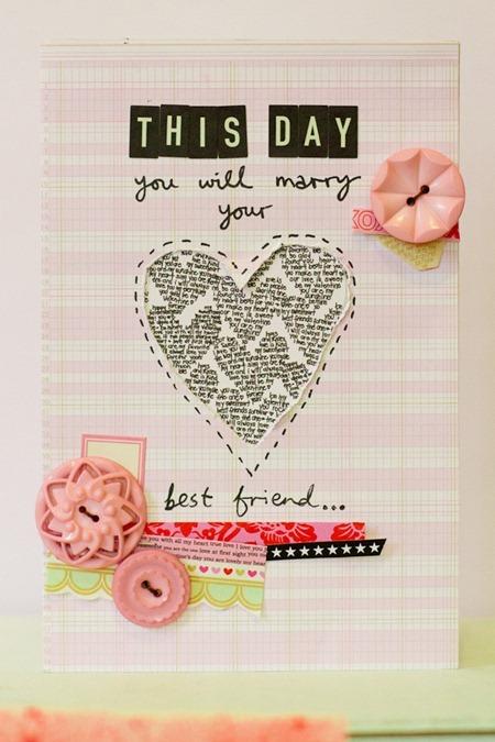 Wedding Cards 2 - Danielle