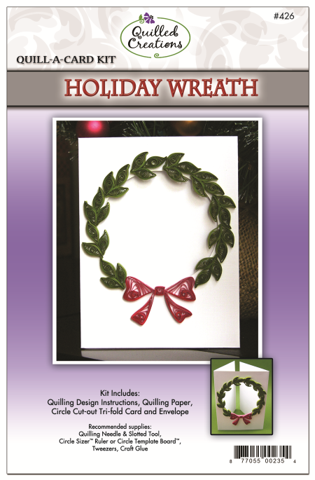 426-Quill-A-Card-Holiday-Wreath-Kit