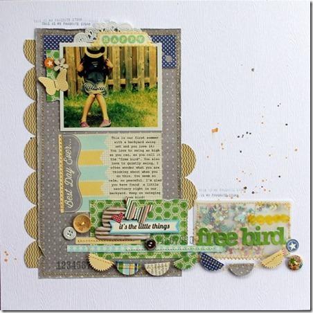 mel blackburnOP-LP