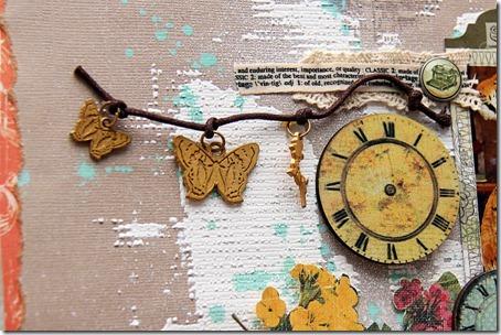 Calendar August Iris 2