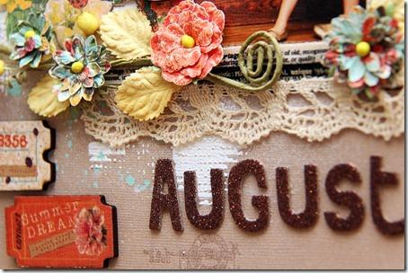 Calendar August Iris 5