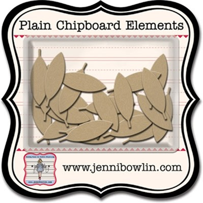 CP805-Chipboard-Graphic-Feather