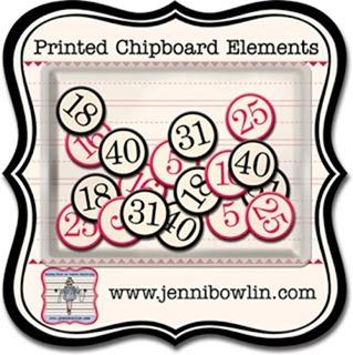 CP809-Bingo-Chipboard