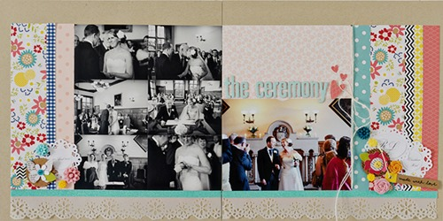 KA Wedding double layout