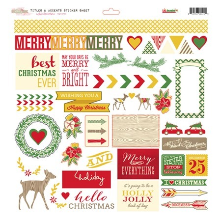 glitzdesign hello december TA1219