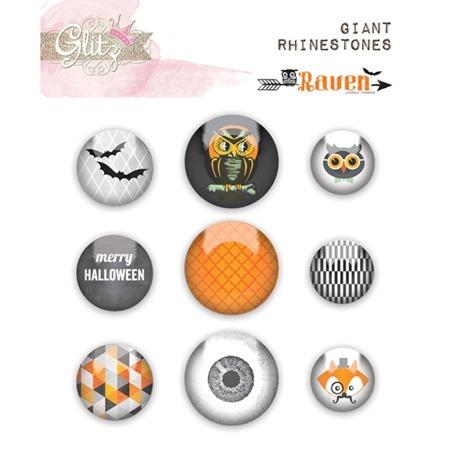 glitzdesign raven GR0830