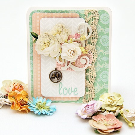 WEDDING Iris Card d1