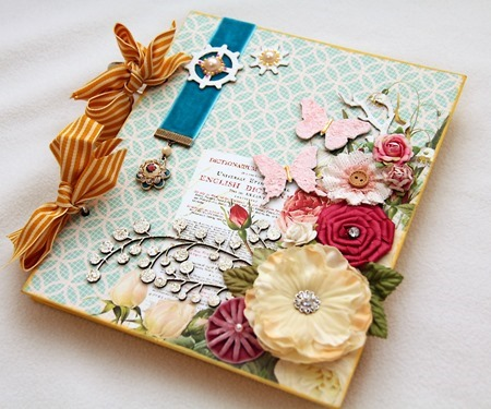 WEDDING Iris Guest Album d1