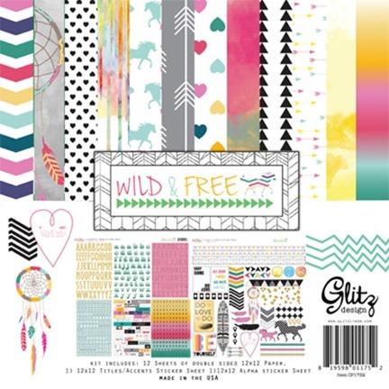 glitzdesign wild&free CP1752