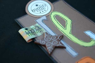 Bookmark-closeup