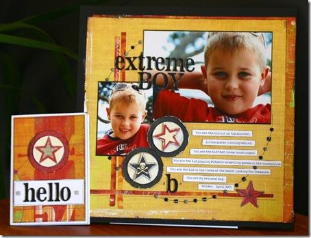 Extreme Boy - nic H Oct 07 - Advertising Shot