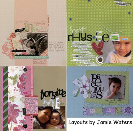 Jamie Waters collage