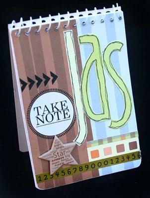 Jas-Notebook