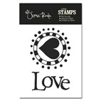 SRA739 A Love stamp