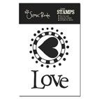 SRA739 A Love stamp
