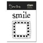 SRA741 A Smile stamp