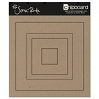 SRC682 Plain Chipboard Squares (2)