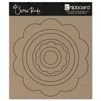 SRC683 Plain Chipboard Circles (2)