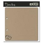 SRC728 8inch Square album plain