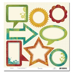 SRD941 Grafton Journaling Die Cuts