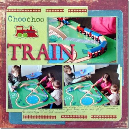 crate train