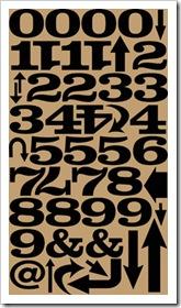 Vinyl-Numbers