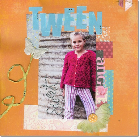 tween angel